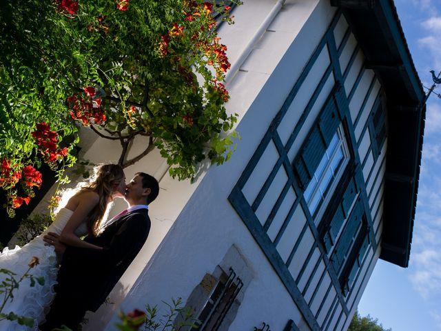 Le mariage de Emilio et Fanny à Anglet, Pyrénées-Atlantiques 18