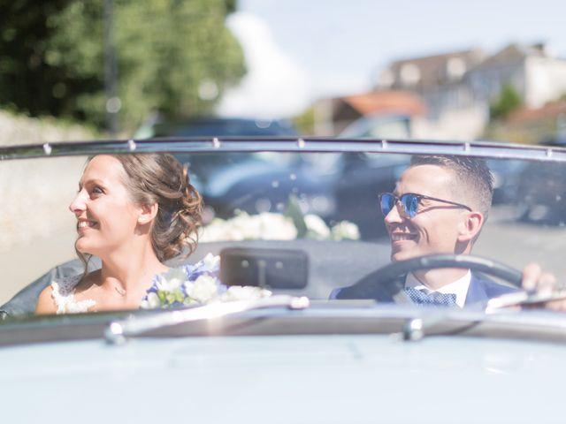 Le mariage de Matthieu et Elsa à Barbery, Oise 11