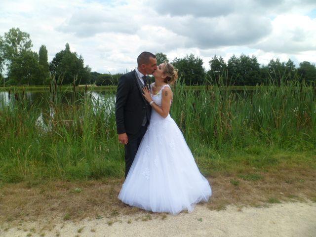 Le mariage de Magali et Fabien