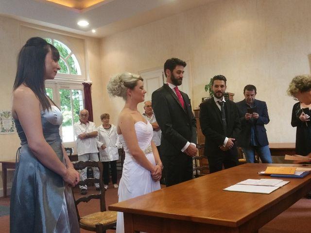 Le mariage de Jason et Anne-Sophie à Payrin-Augmontel, Tarn 44
