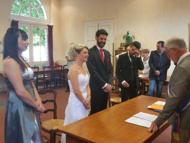 Le mariage de Jason et Anne-Sophie à Payrin-Augmontel, Tarn 45