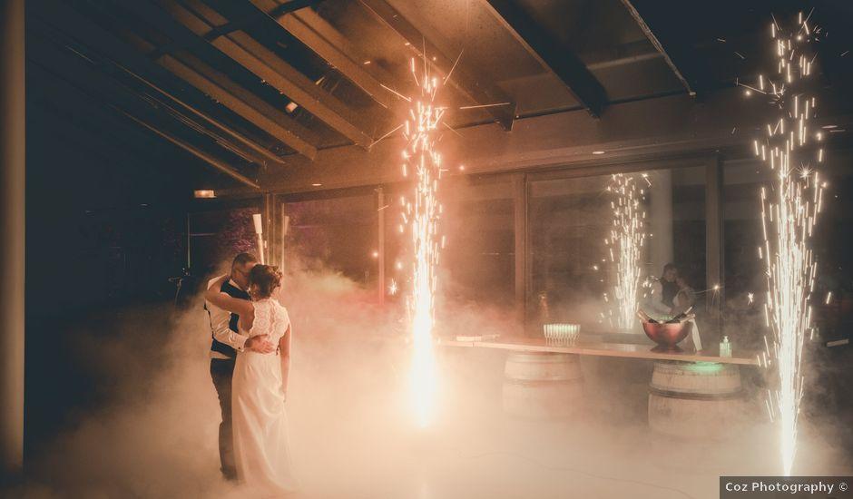 Le mariage de Cédric et Sandie à Vaux-le-Pénil, Seine-et-Marne
