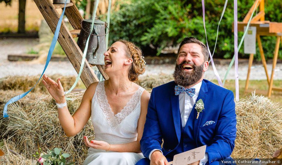 Le mariage de Pierre-Emmanuel et Sonia à Laval, Mayenne