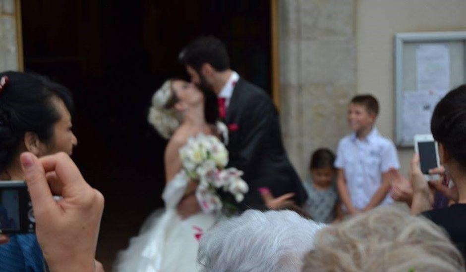 Le mariage de Jason et Anne-Sophie à Payrin-Augmontel, Tarn