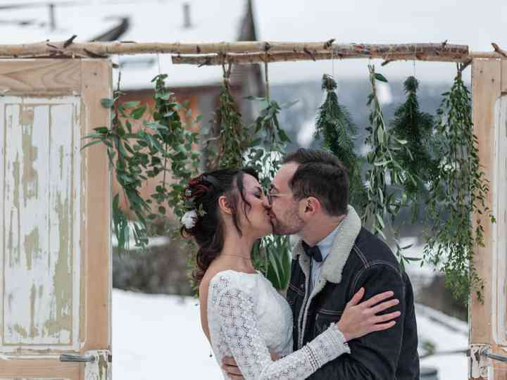 Le mariage de Christelle et Jérémy