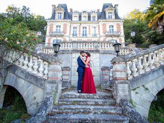 Le mariage de Marie et Aubin