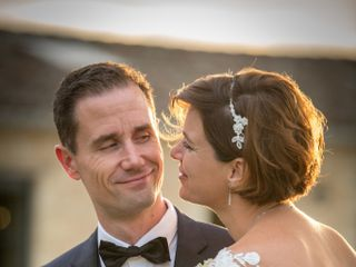 Le mariage de Marlene et Sebastien