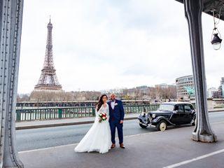 Le mariage de Sabrina et Chouky