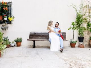 Le mariage de Alice et Loïc