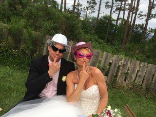 Le mariage de Nomia et Boubou