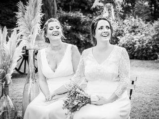 Le mariage de Raphaëlle et Fanny