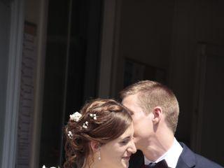 Le mariage de Aline et Thomas 1