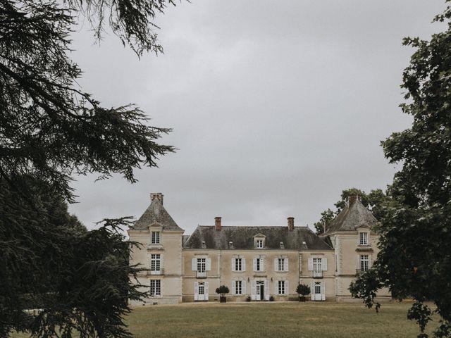 Le mariage de Yann et Camille à Nantes, Loire Atlantique 1