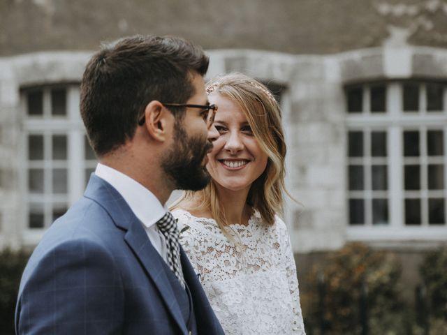 Le mariage de Yann et Camille à Nantes, Loire Atlantique 47