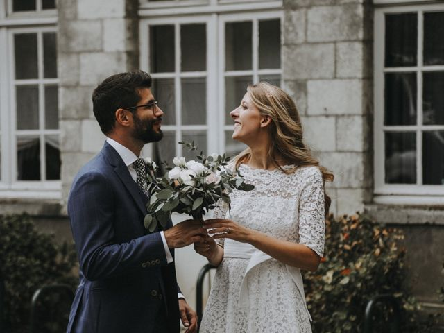 Le mariage de Yann et Camille à Nantes, Loire Atlantique 52