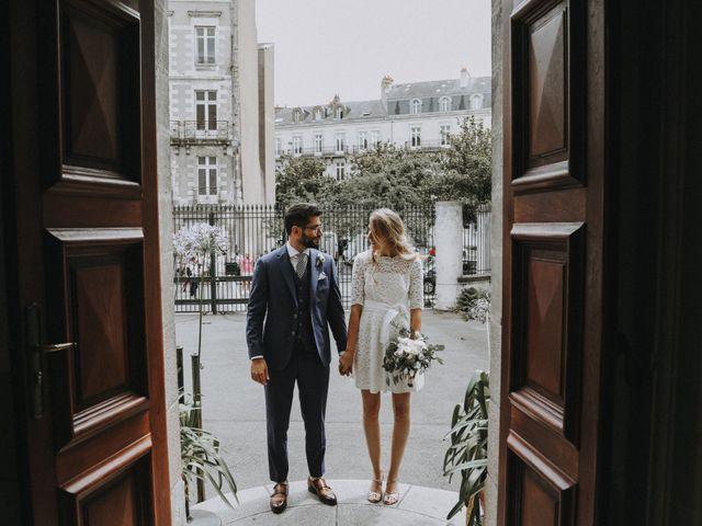 Le mariage de Yann et Camille à Nantes, Loire Atlantique 53