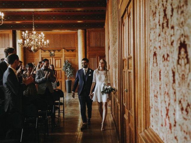 Le mariage de Yann et Camille à Nantes, Loire Atlantique 54