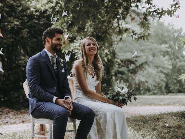 Le mariage de Yann et Camille à Nantes, Loire Atlantique 94