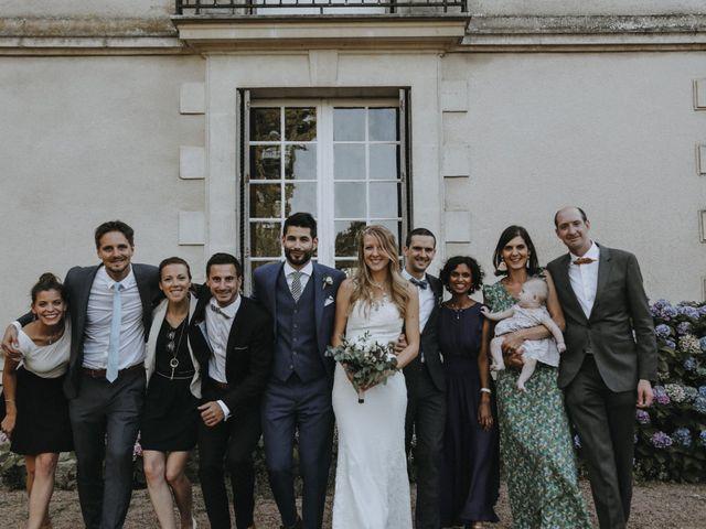 Le mariage de Yann et Camille à Nantes, Loire Atlantique 147