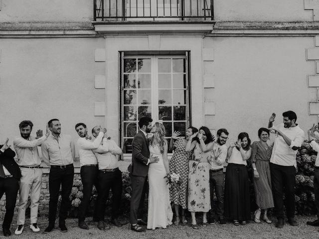 Le mariage de Yann et Camille à Nantes, Loire Atlantique 148