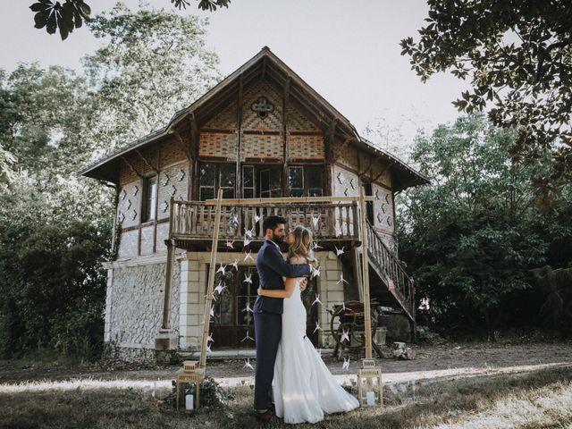 Le mariage de Yann et Camille à Nantes, Loire Atlantique 161