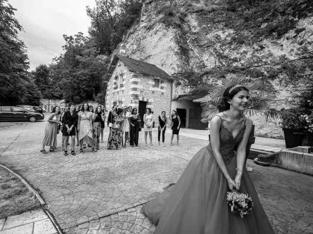 Le mariage de Aubin et Marie à Tours, Indre-et-Loire 49