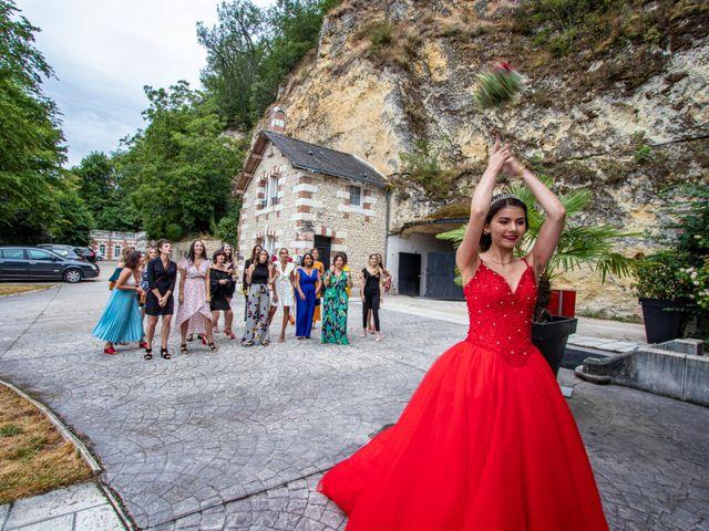Le mariage de Aubin et Marie à Tours, Indre-et-Loire 50