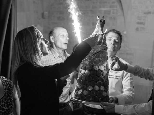 Le mariage de Aubin et Marie à Tours, Indre-et-Loire 58