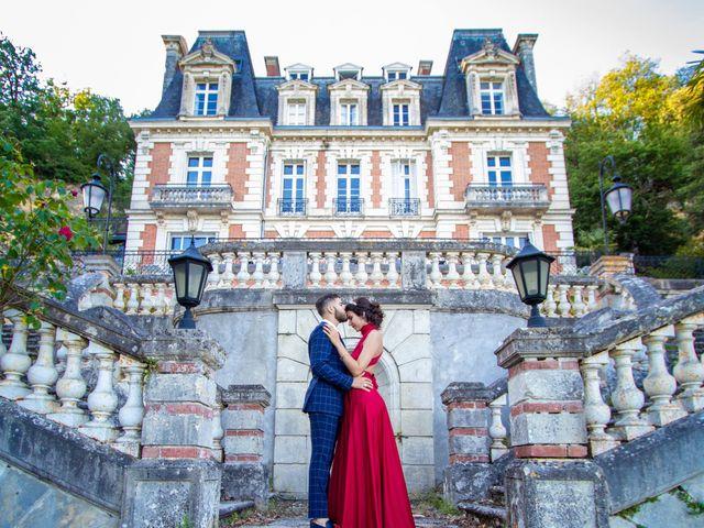 Le mariage de Aubin et Marie à Tours, Indre-et-Loire 77