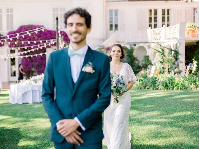 Le mariage de Julie et Demis