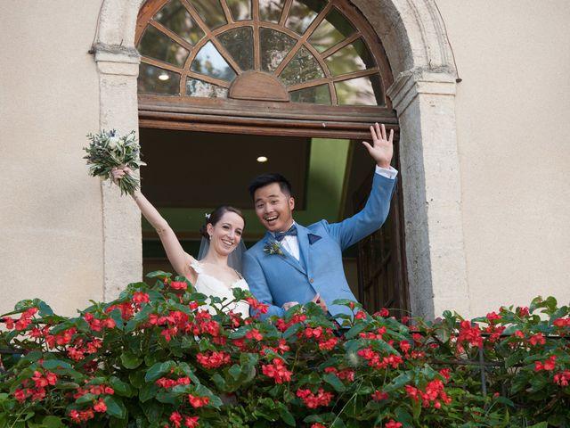 Le mariage de Philippe et Christelle à Manosque, Alpes-de-Haute-Provence 83