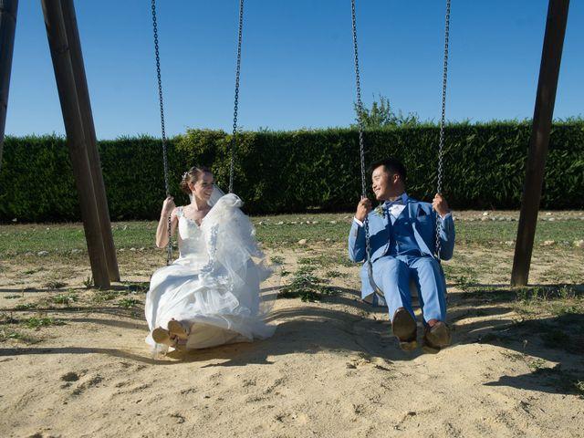 Le mariage de Philippe et Christelle à Manosque, Alpes-de-Haute-Provence 138