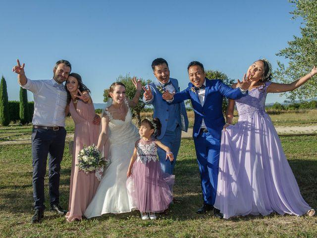 Le mariage de Philippe et Christelle à Manosque, Alpes-de-Haute-Provence 144