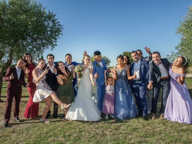 Le mariage de Philippe et Christelle à Manosque, Alpes-de-Haute-Provence 146