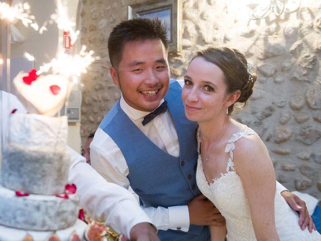 Le mariage de Philippe et Christelle à Manosque, Alpes-de-Haute-Provence 217