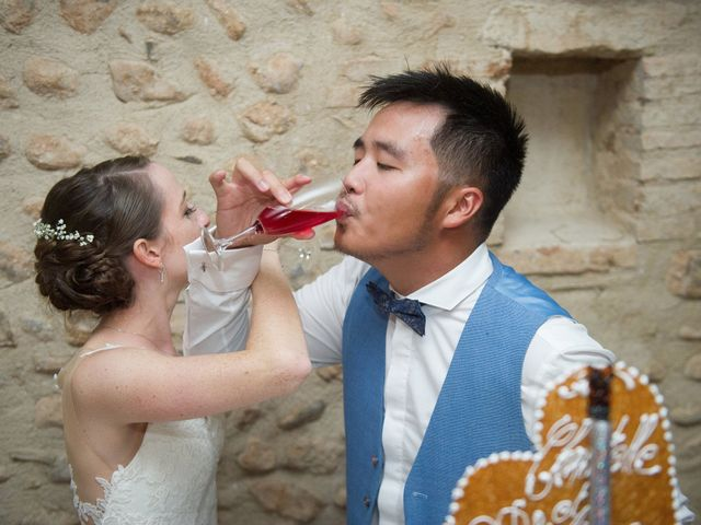 Le mariage de Philippe et Christelle à Manosque, Alpes-de-Haute-Provence 254