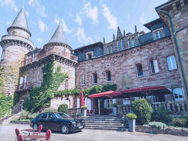 Le mariage de Antoine et Marie à Terrasson-Lavilledieu, Dordogne 3