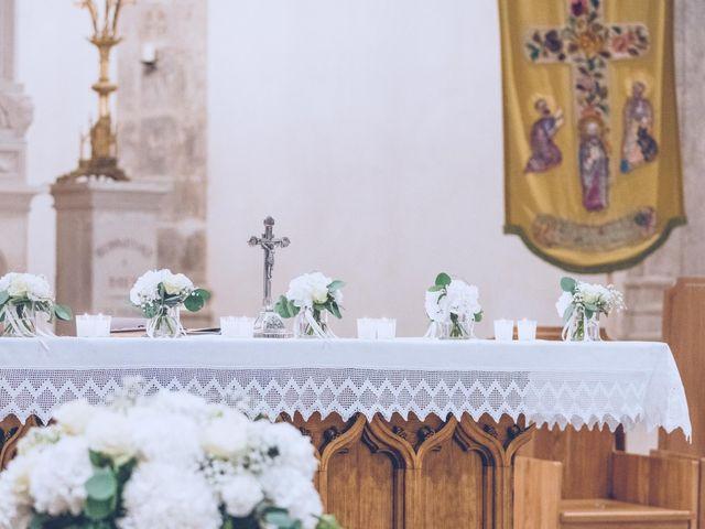 Le mariage de Antoine et Marie à Terrasson-Lavilledieu, Dordogne 12