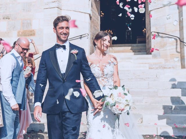 Le mariage de Antoine et Marie à Terrasson-Lavilledieu, Dordogne 14