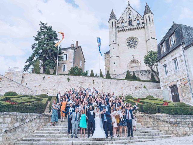 Le mariage de Antoine et Marie à Terrasson-Lavilledieu, Dordogne 16