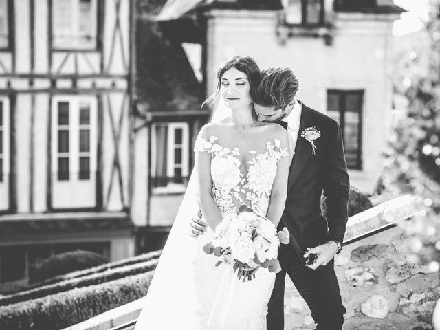 Le mariage de Antoine et Marie à Terrasson-Lavilledieu, Dordogne 17