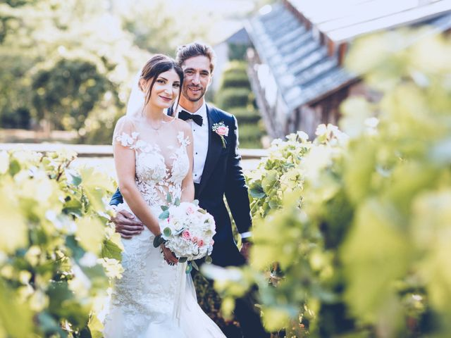 Le mariage de Antoine et Marie à Terrasson-Lavilledieu, Dordogne 29