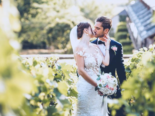 Le mariage de Antoine et Marie à Terrasson-Lavilledieu, Dordogne 30