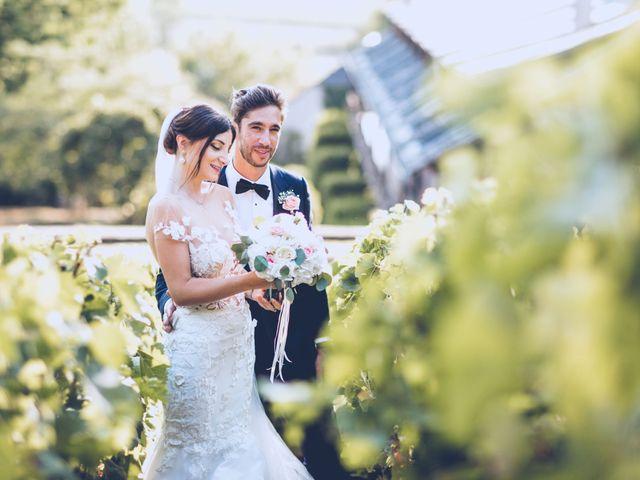 Le mariage de Antoine et Marie à Terrasson-Lavilledieu, Dordogne 2
