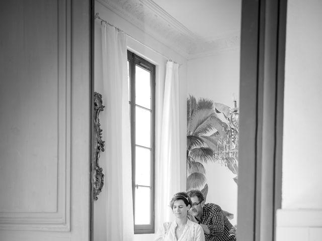 Le mariage de Sebastien et Marlene à Moulon, Gironde 4