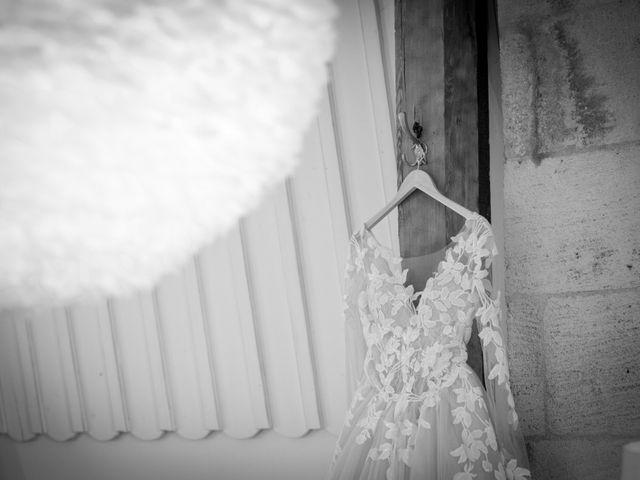 Le mariage de Sebastien et Marlene à Moulon, Gironde 1