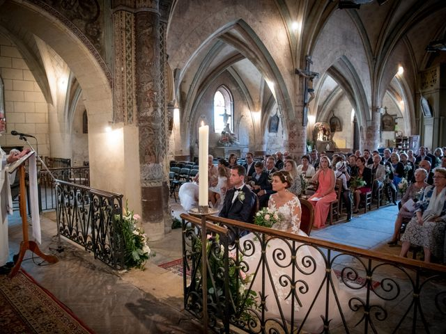 Le mariage de Sebastien et Marlene à Moulon, Gironde 24