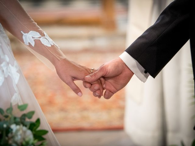 Le mariage de Sebastien et Marlene à Moulon, Gironde 25