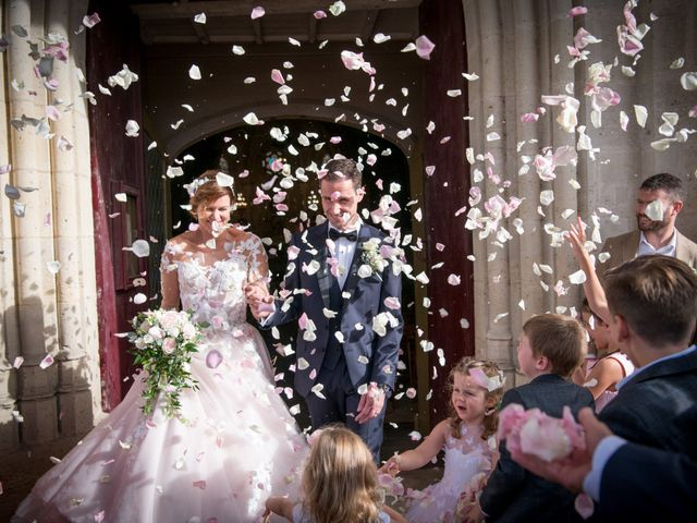 Le mariage de Sebastien et Marlene à Moulon, Gironde 26