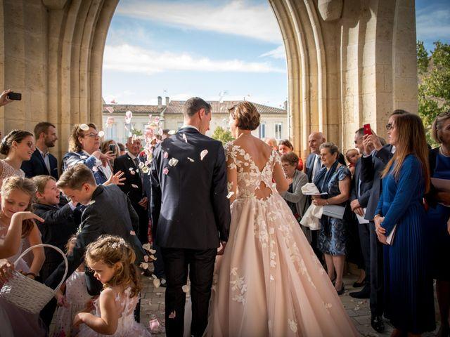 Le mariage de Sebastien et Marlene à Moulon, Gironde 27